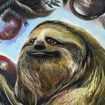 A Choice : Detail - Sloth